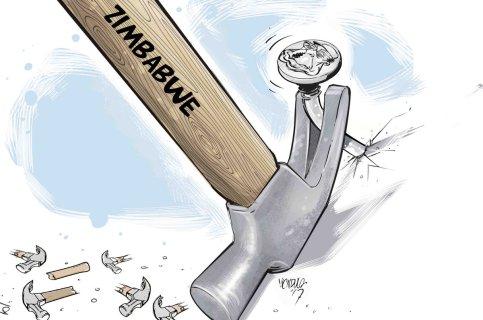 zimbabwe nail