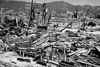 hiroshima-damage