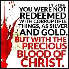 redeemed by Blood